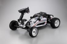 KYOSHO 1:7 EP 2WD Scorpion XXL VE RTR (White)