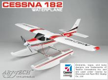 Art-Tech Cessna Skylane Waterplane 400 Class RTF