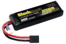 Black Magic 11.1V 3300mAh 30C Softcase TRX plug