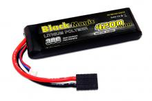 Black Magic 7.4V 4200mAh 30C LiPo TRX plug
