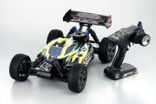 KYOSHO : 1/8 GP 4WD Inferno NEO 2.0 RTR (Yellow)