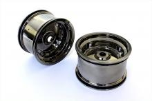 KYOSHO запчасти R-Wheel (Black Chrome:2pcs:Scorpion XXL)