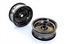KYOSHO запчасти F-Wheel Black Chrome Scorpion XXL