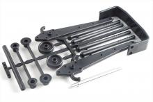 KYOSHO запчасти Bumper&Body Mount Set (MAD FORCE KRUISER)