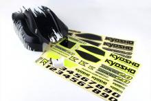 KYOSHO запчасти DBX VE 2.0 Color Type 1