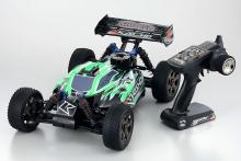 KYOSHO : 1/8 GP 4WD Inferno NEO 2.0 RTR (Green)