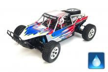 HSP 1:10 EP 4WD Brushless Off Road Trophy (WaterProof, NiMh, Brushless)