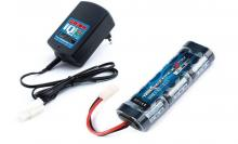 Team Orion Batteries : Combo Rocket Team Orion Ni-Mh 7.2V(6s) 1800mAh Soft Case Tamiya plug