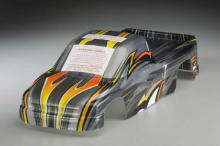 TRAXXAS запчасти Body, Stampede VXL, ProGraphix (replacement for the painted body. Graphics are printed, requires pai