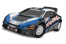 TRAXXAS : 1/10 EP 4WD Rally Brushless TQi 2.4GHz RTR LOW CG