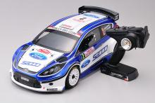 KYOSHO 1/9 GP 4WD DRX Ford Fiesta 2010 RTR