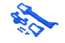 TRAXXAS запчасти Upper chassis: battery hold down
