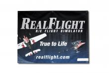 Great Planes REALFLIGHT EVENT BANNER 3X4