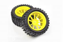 HSP запчасти HSP Wheels 1:16 Monster truck