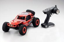 KYOSHO : 1/10 EP 2WD EZ-B AXXE RTR (Red)