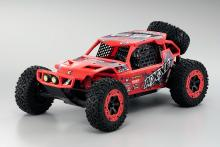 KYOSHO : 1/10 EP 2WD EZ-B AXXE RTR Iphone control (Red)