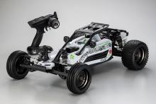 KYOSHO : 1/7 GP 2WD Scorpion XXL RTR (White)