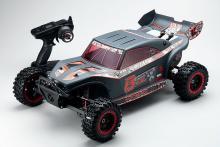KYOSHO : 1/7 GP 2WD Scorpion B-XXL RTR (Black)