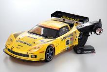 KYOSHO : 1/8 EP 4WD Inferno GT2 VE RS Corvette RTR