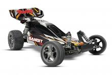 TRAXXAS 1:10 EP 2WD Bandit Brushless TQi RTR