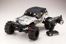 KYOSHO : 1/8 EP 4WD FO-XX VE RTR