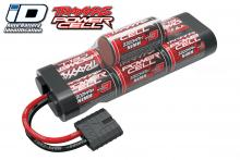 TRAXXAS запчасти Battery, Series 3 Power Cell, 3300mAh (NiMH, 7-C hump, 8.4V)