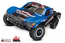 TRAXXAS Slash 1/10 2WD VXL TQi Ready to Bluetooth Module Fast Charger TSM OBA