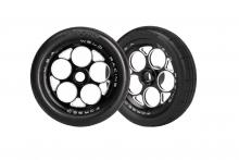 TRAXXAS запчасти Aluminum Weld wheels + s1 compound