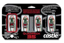 Castle Creations  QuadPack 35AMP Multi-Rotor