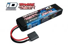 TRAXXAS запчасти 7600mAh 7.4v 2-Cell 25C LiPO Battery (iD Plug)