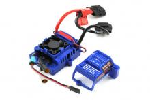 TRAXXAS запчасти Velineon VXL-6s Electronic Speed Control, waterproof (brushless) (fwd/rev/brake)