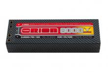 Team Orion Batteries Carbon Pro V-Max LiPo 8000 110C 7.6V 2S Tubes