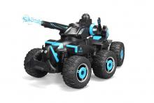 YED RC 4 wheels Military fight car (с водяной пушкой)