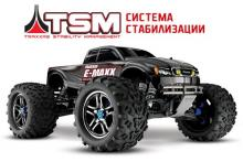TRAXXAS E-Maxx Brushless 1/10 4WD TQi Ready to Bluetooth Module TSM (w/o Battery and Charger)
