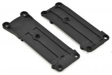 TRAXXAS запчасти Mount, tie bar, front (1): rear (1)