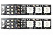 SkyRC RGB LED Board  4-6v DC