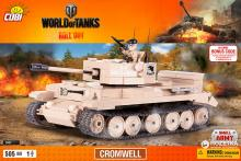 COBI Танк Cromwell (Кромвель) серия World of Tanks
