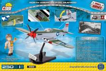 COBI NORTH  AMERICAN  P-51C