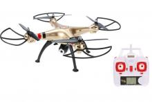 SYMA X8HC 4CH quadcopter with 6AXIS GYRO (с камерой)
