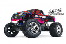 TRAXXAS Stampede COURTNEY FORCE EDITION 1/10 2WD