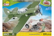 COBI Самолет Surface-to-air Missle Mission