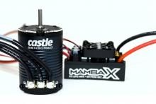 Castle Creations  Mamba X 1/10 2850kV