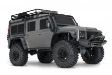 TRAXXAS TRX-4 Land Rover Defender 1/10 4WD Scale and Trail Crawler