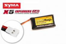 Black Magic 3.7V 200mAh 20C LiPo Molex plug (Syma X13)