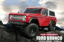 MST CMX Ford Bronco 1/10 4WD