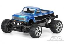 Proline 1972 Chevy C-10 Clear Body (Stampede)