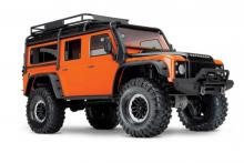 TRAXXAS TRX-4 Land Rover Defender 1:10 4WD Adventure Edition