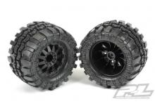 Proline F11 wheels + Interco TSL SX Super Swamper 2.8""