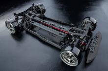 MST XXX-D S 1/10 Scale 4WD Electric Drift Car Chassis KIT