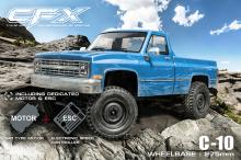 MST CFX Chevrolet C-10 KIT 1/10 4WD